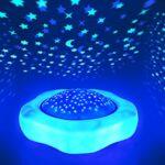 Venture | Magical Crépuscule Etoiles | Bébé nuit projecteur d'étoiles