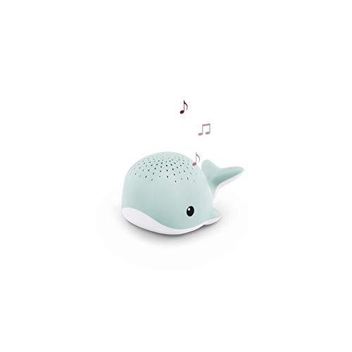 Veilleuse projecteur Wally la baleine bleue – Zazu
