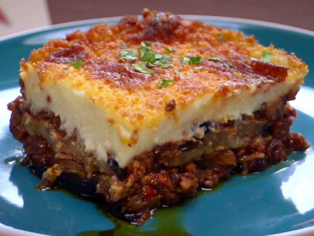 #Greece #Greekfood #Moussaka #maverickbird #travelblog