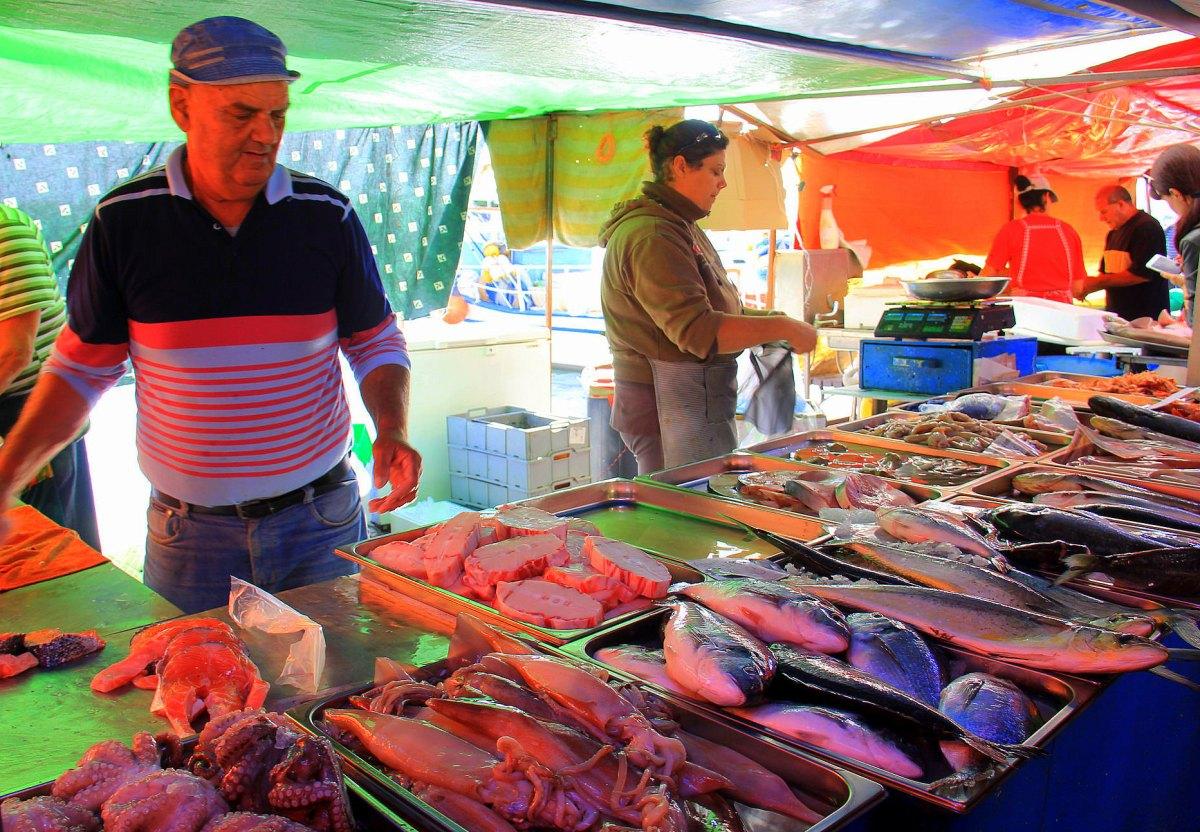 malta has some very nice local markets