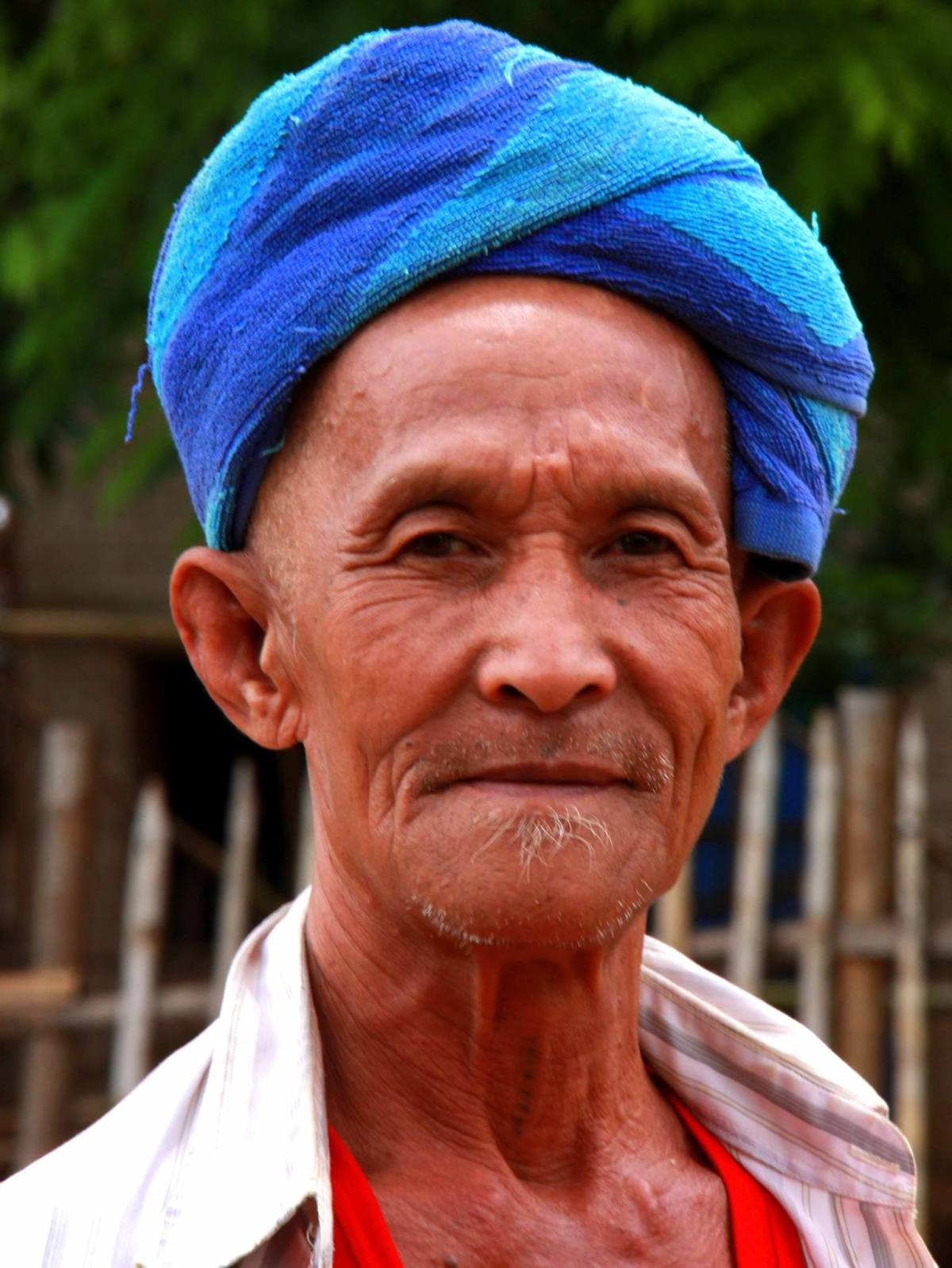 A man from Shan state living in Indein