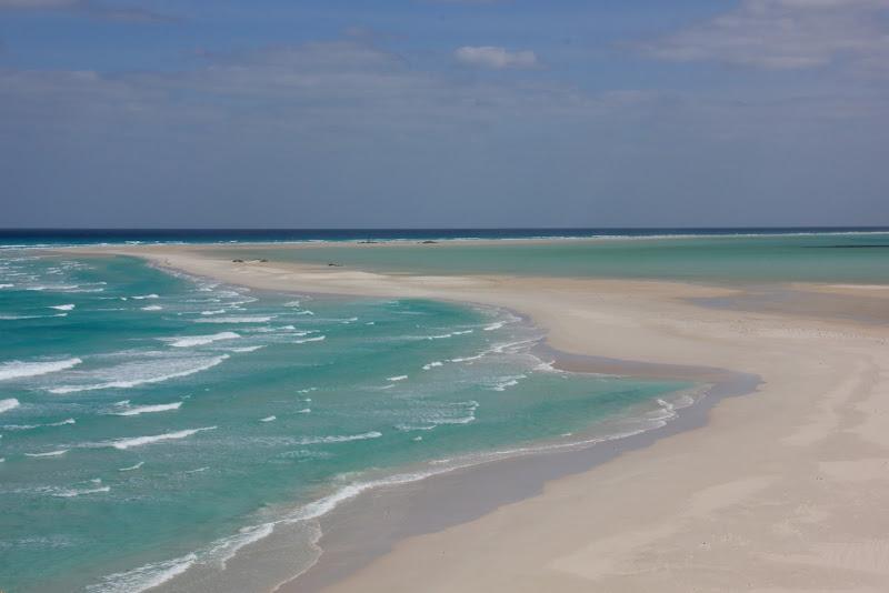 Socotra has the beautiful lagoon of Qalanciya