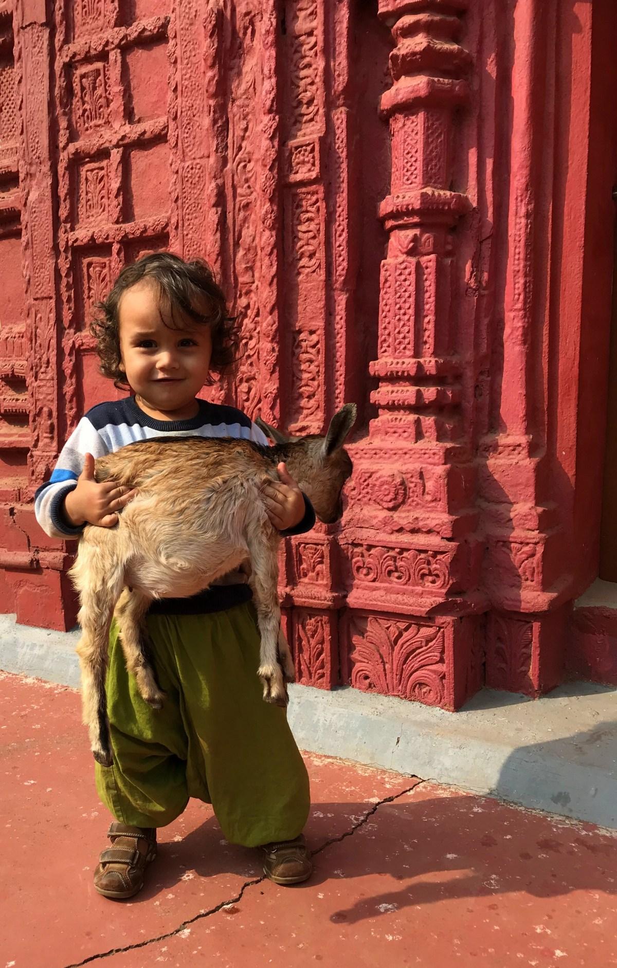 Amadpur terracotta temple