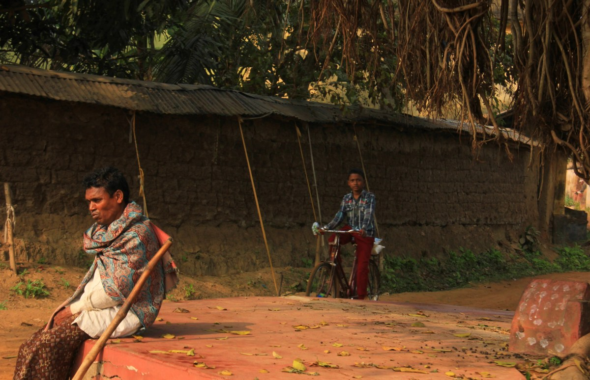 There are quite a few indigenous villages around Amadpur