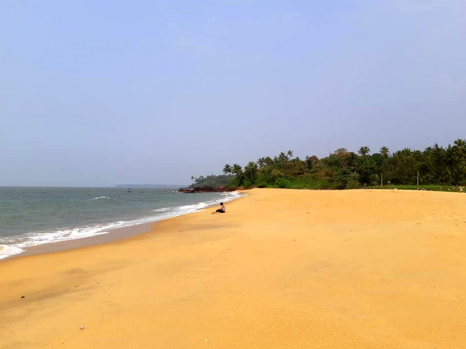 Kannur was included in our Kerala itinerary