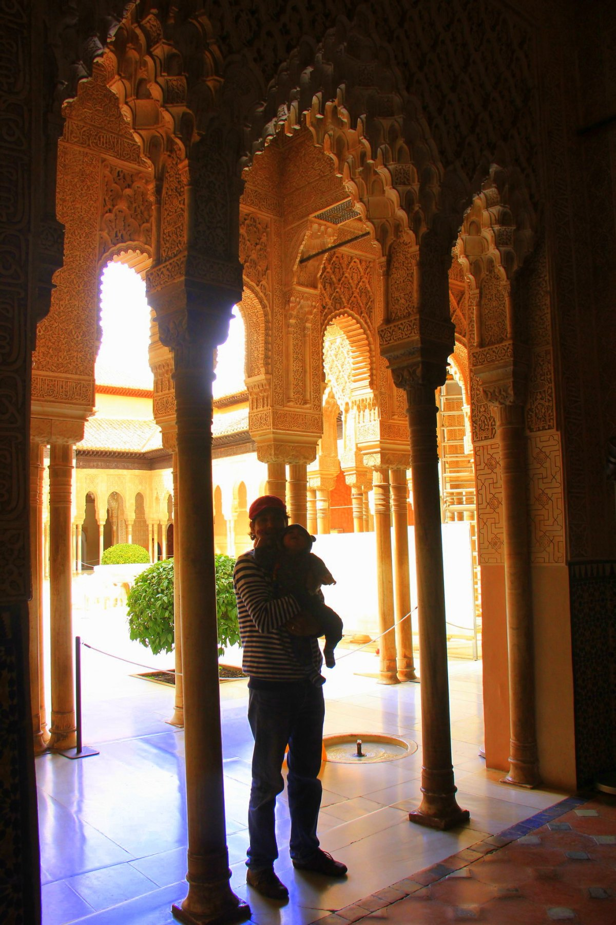 The awe-inspiring Alhambra is the highlight of Granada