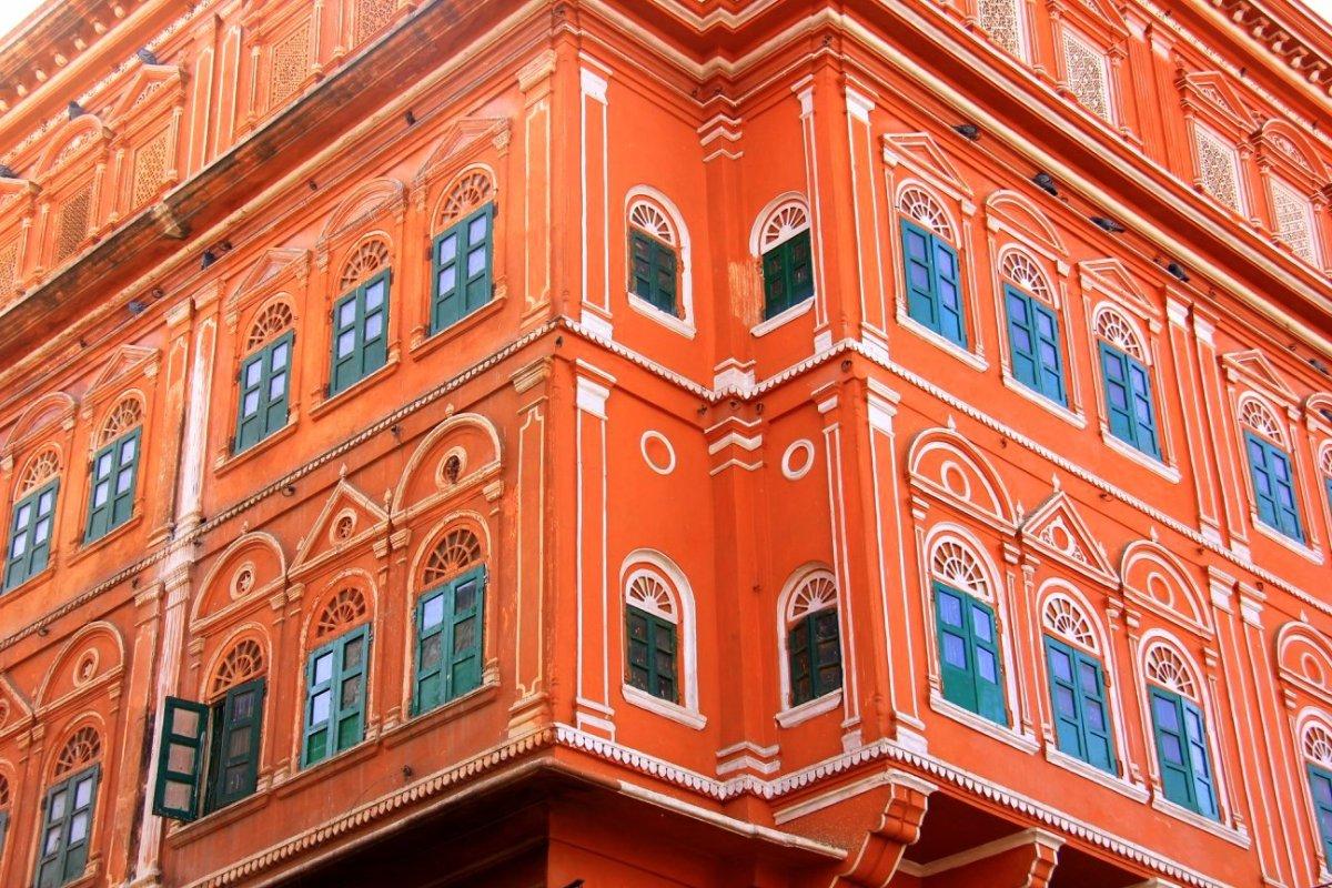 havelis of jaipur