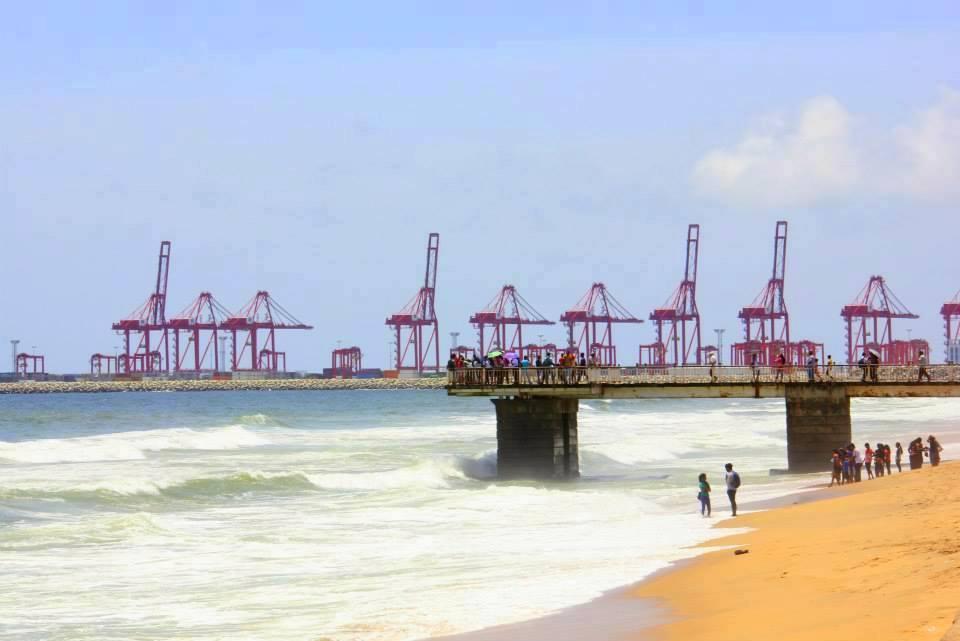 Colombo is the capital city of Sri Lanka