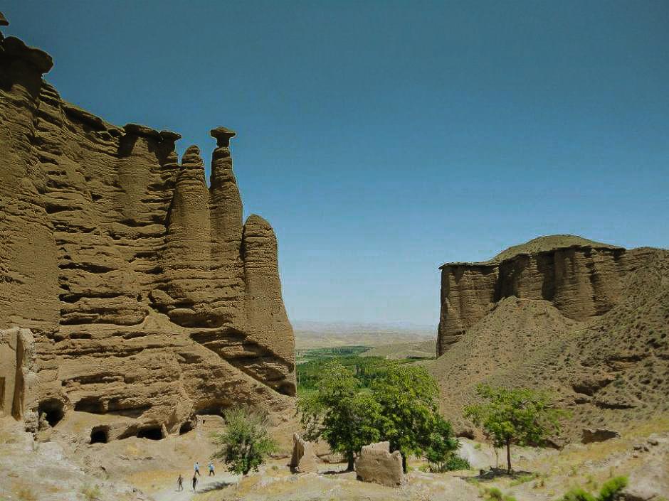 The natural beauty of Iran