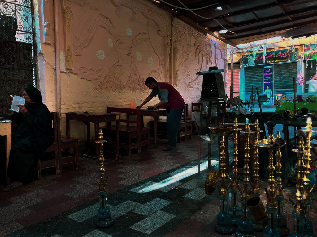 Aswan souq is as exotic as it gets