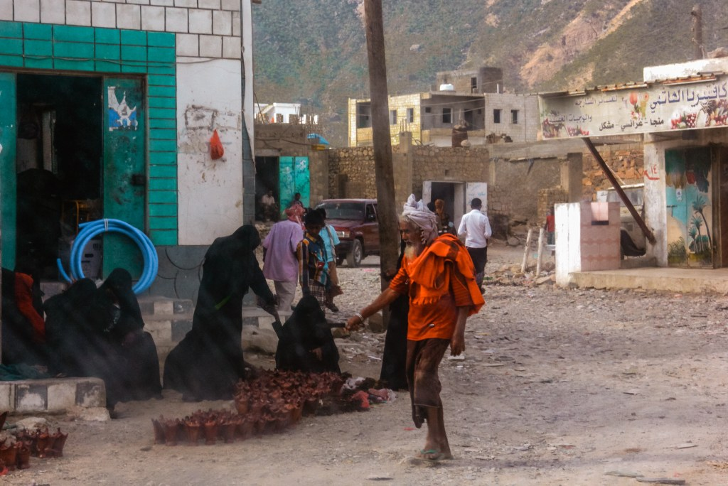 Hadibo is the capital town of Socotra