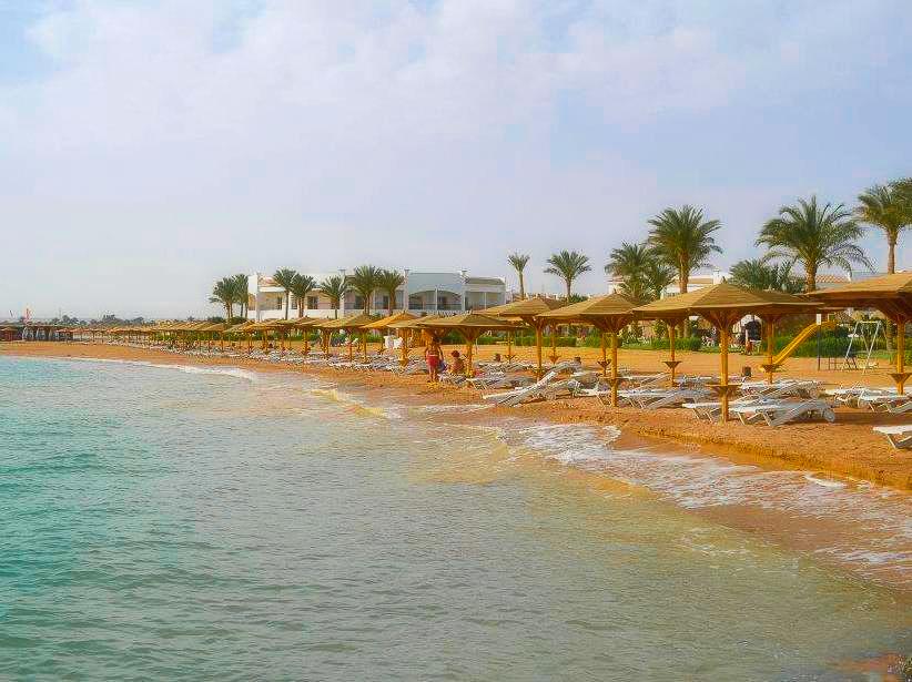Sun and sea of Hurghada