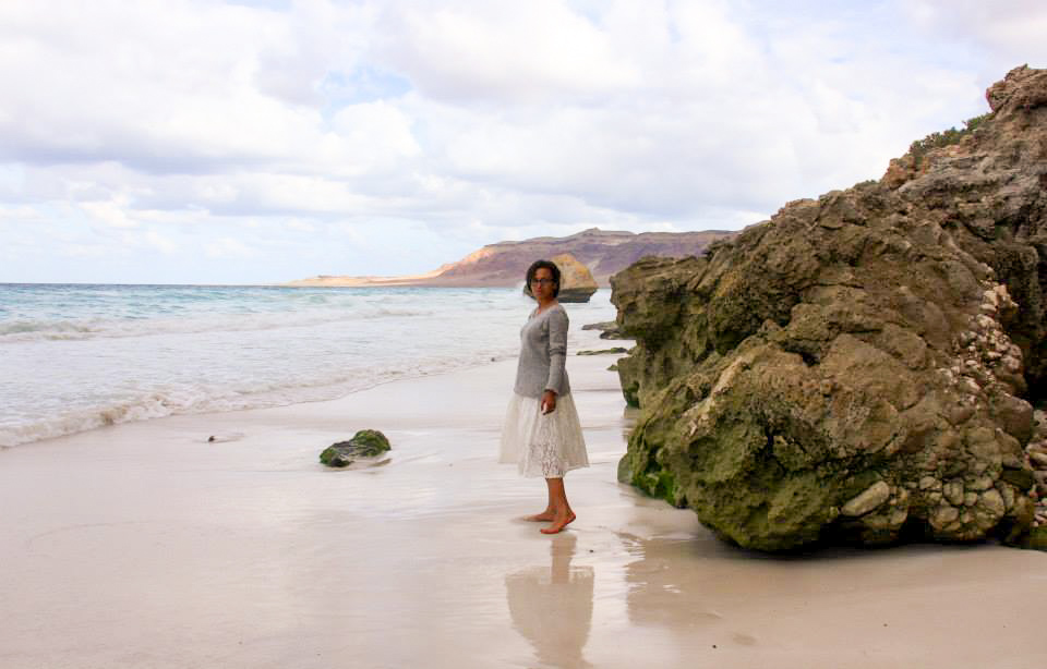 solo traveler in Socotra Yemen