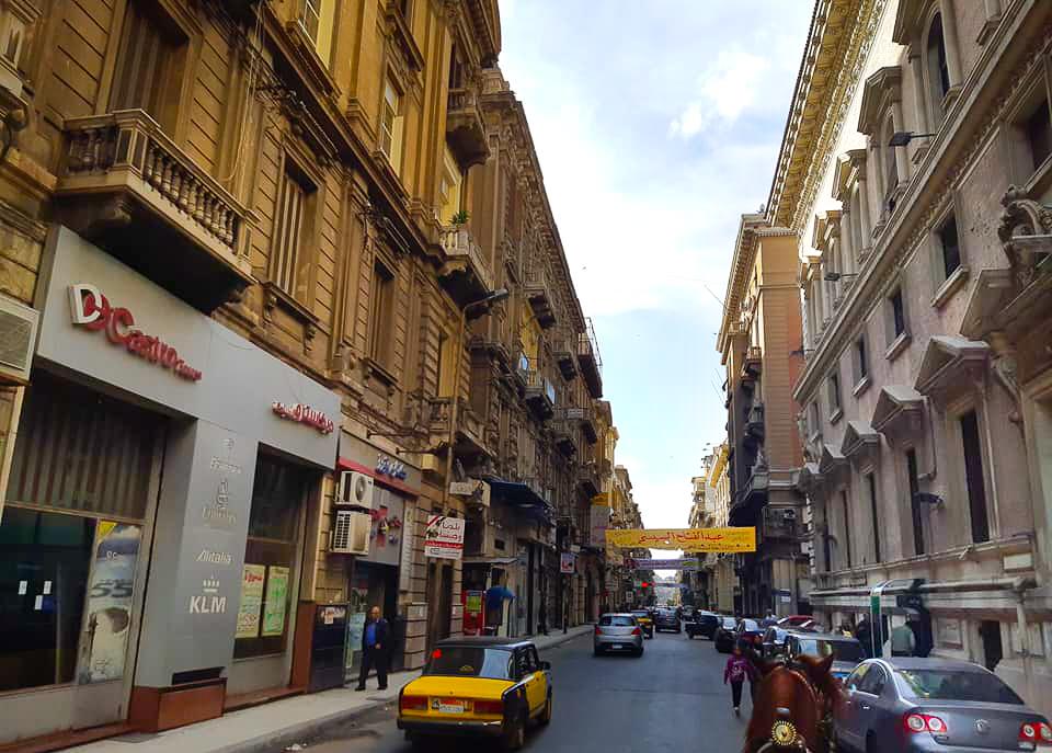 Modern day Alexandria