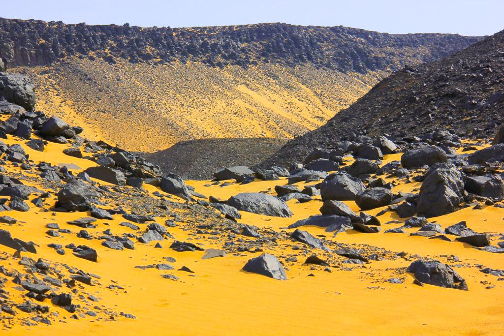 at the Black Desert