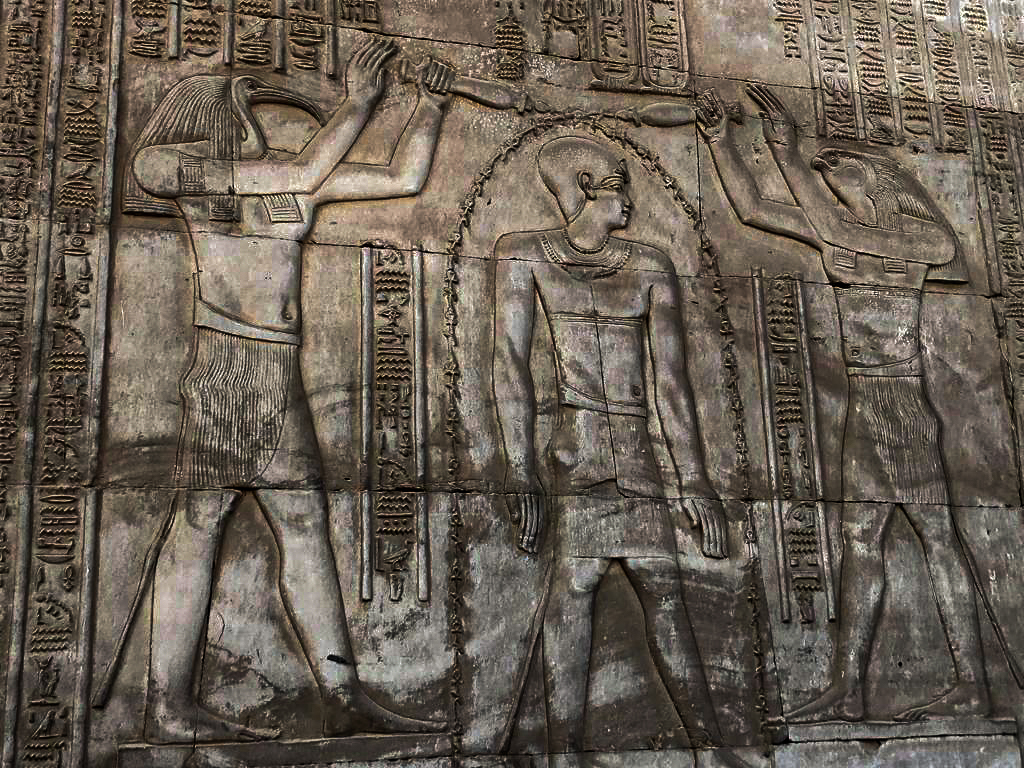 the kom ombo relief