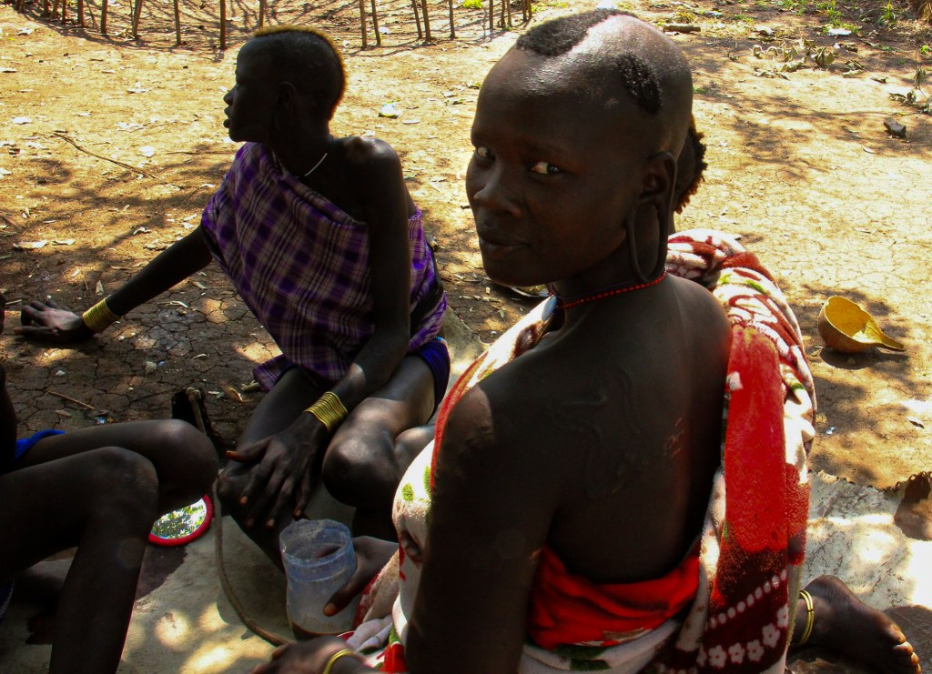 Omo Valley travel for tribes