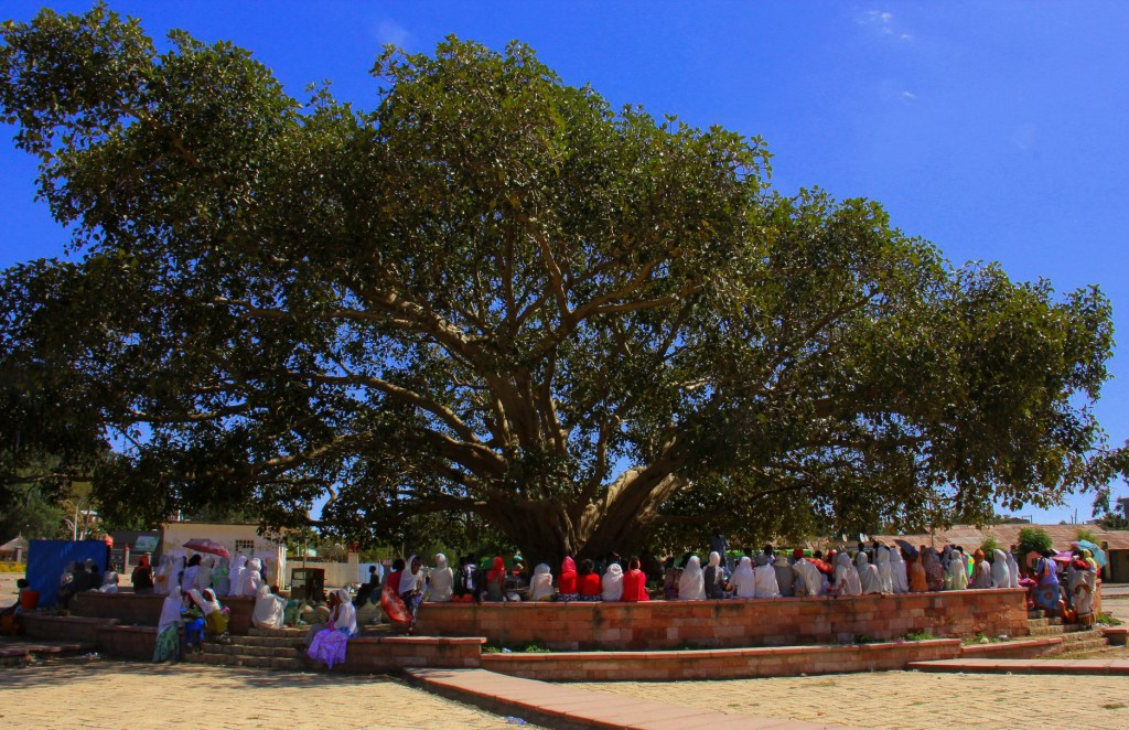 aksum main square