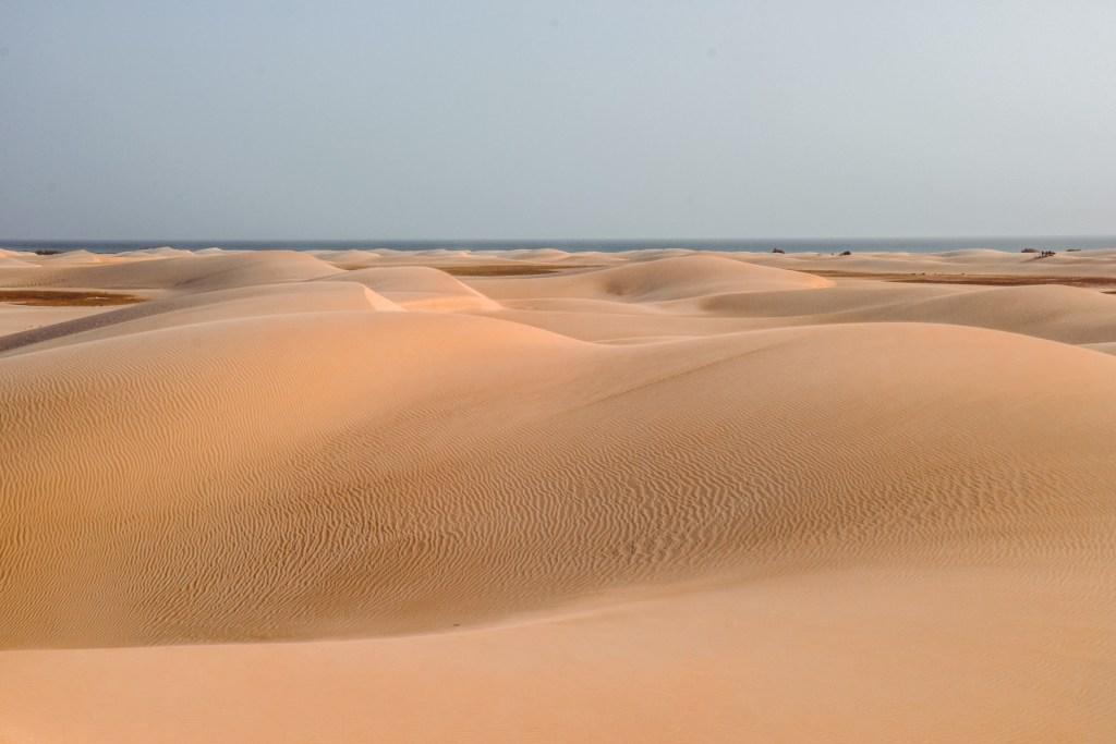 Zahak sand dunes