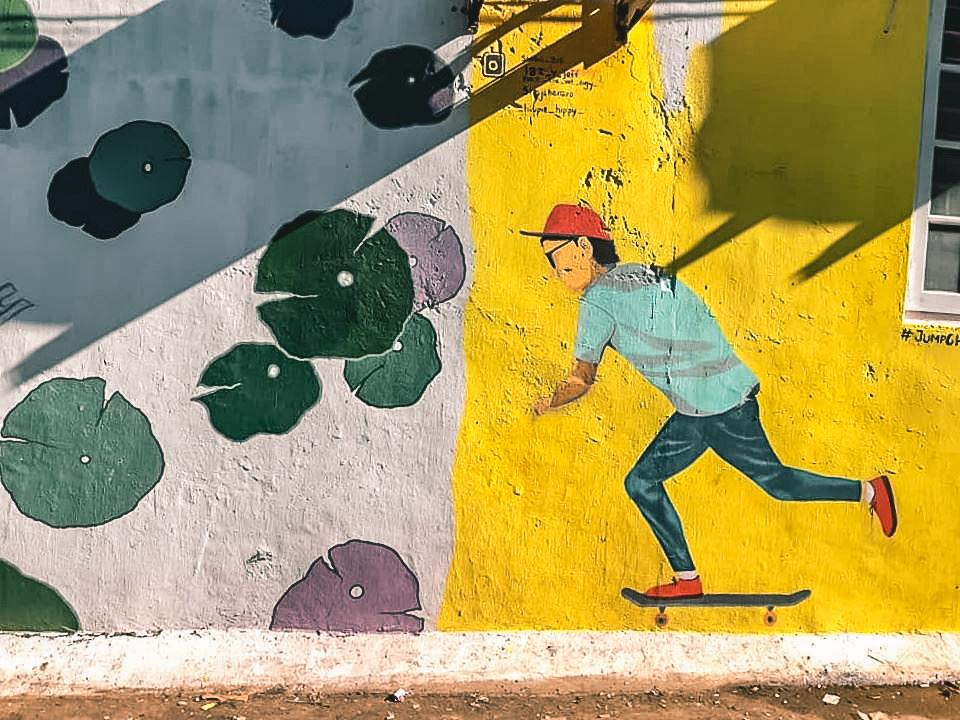 Cochin street art