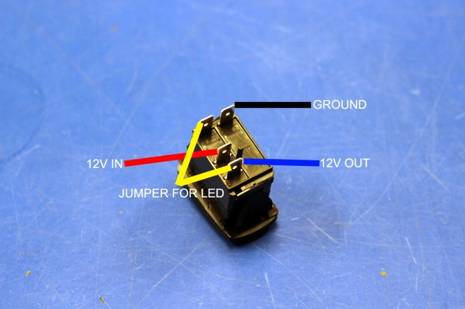 lighted toggle switch wiring diagram wiring diagram rocker switch wiring