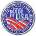 usa-circle-sticker