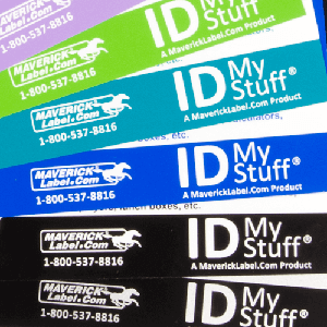 ID MyStuff Labels Let Everyone Know Hands Off