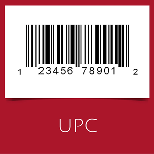 Barcode featuring UPC-A symbology