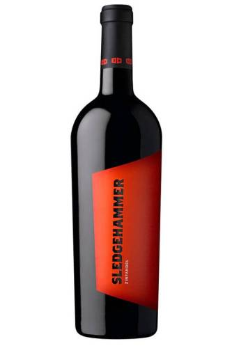 Sledgehammer creative wine label design