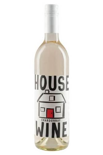 House Wine creative wine labels