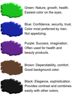 Dark colors