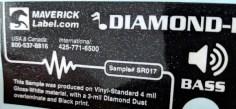 Diamond Dust laminate sparkles