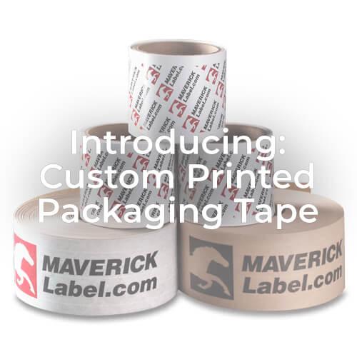 Introducing: Custom-Printed Packaging Tape