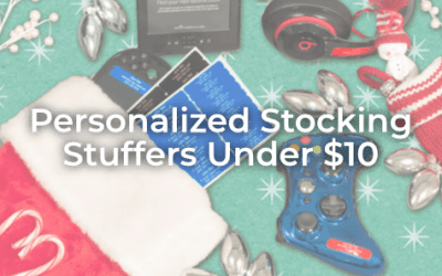 Personalized Stocking Stuffers under $10