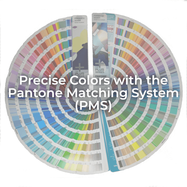 Precise Color with PMS