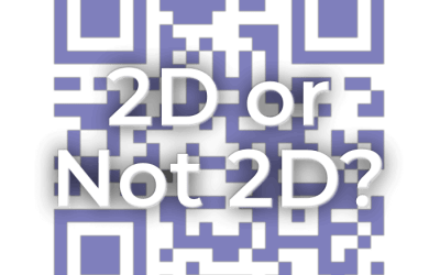 2D or Not 2D …