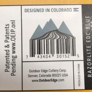waterfall barcode