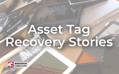 Asset Tag Recovery Stories