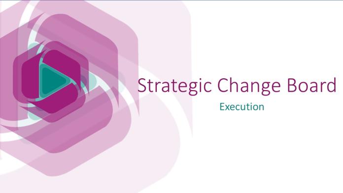Strategic Change Board