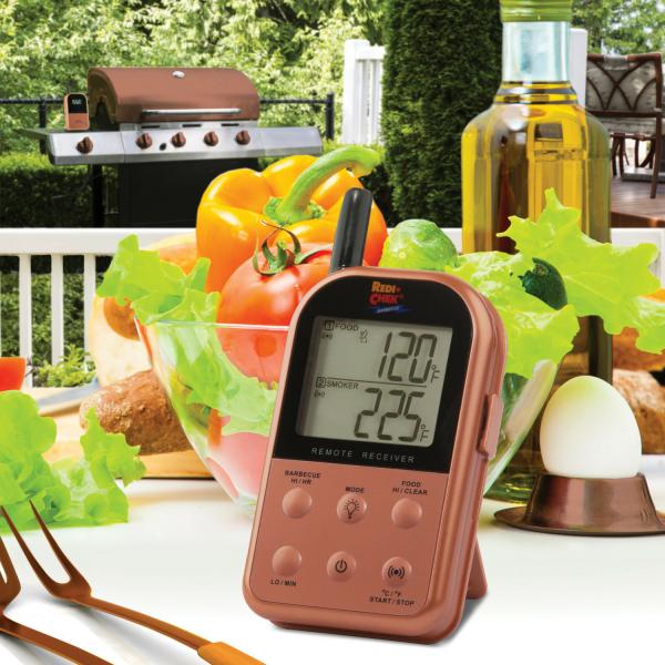 wireless barbecue thermometer
