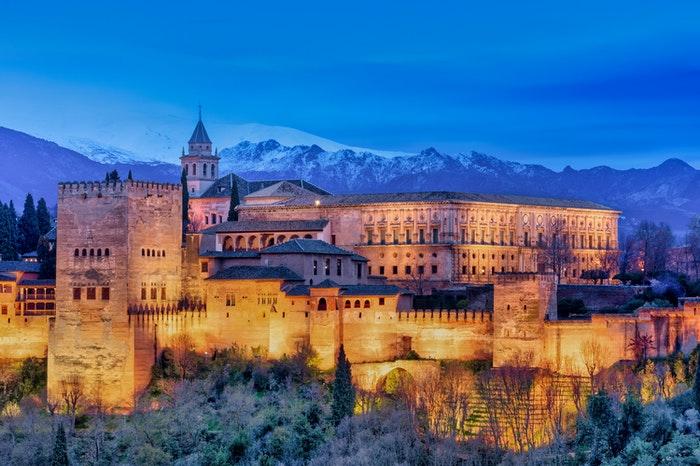 Al visitar Granada conocerás La Alhambra