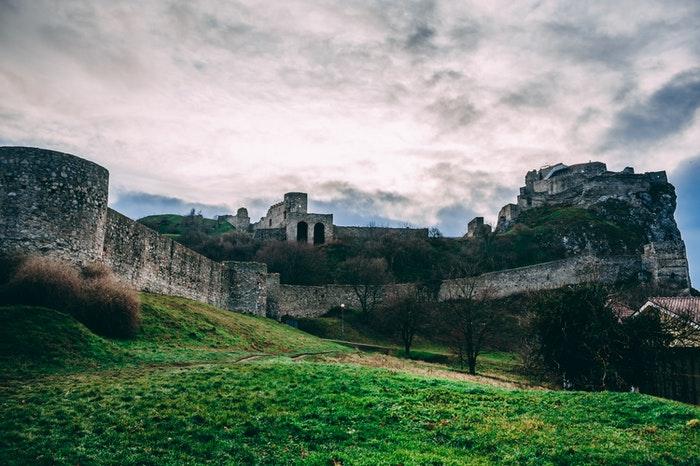 Fortificación: elementos constructivos