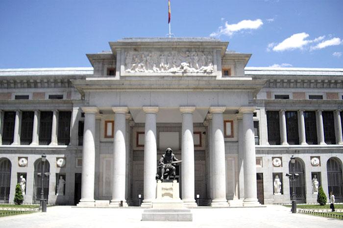 Museo del Prado- fachada