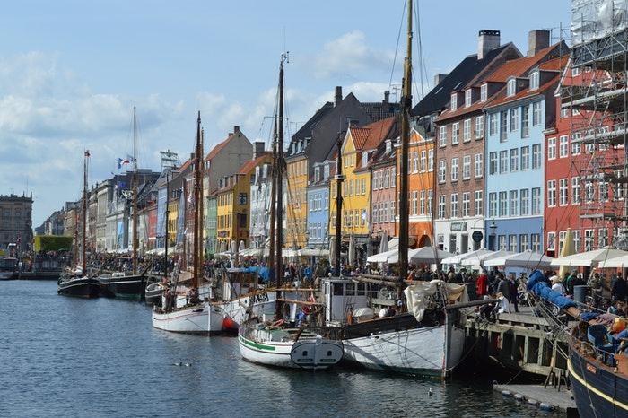 Canales de Dinamarca