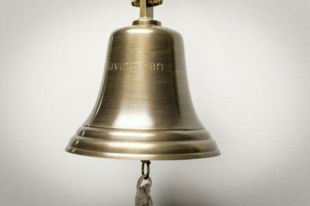 Una campana para mindfulness