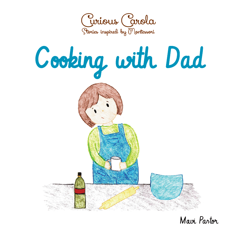 Portada de Cooking with dad
