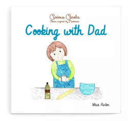 Cooking with dad es un cuento en inglés sobre cocina