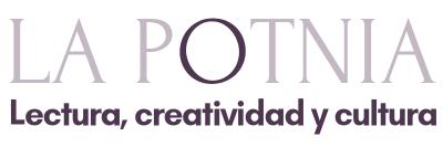 Logo La Potnia, lectura, creatividad y cultura