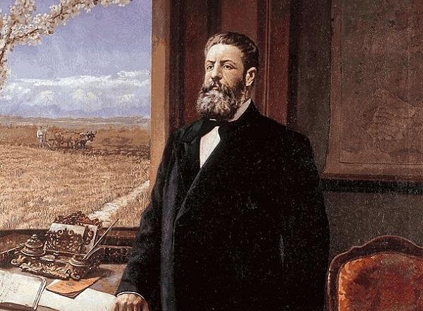 Joaquín Costa regeneracionista español
