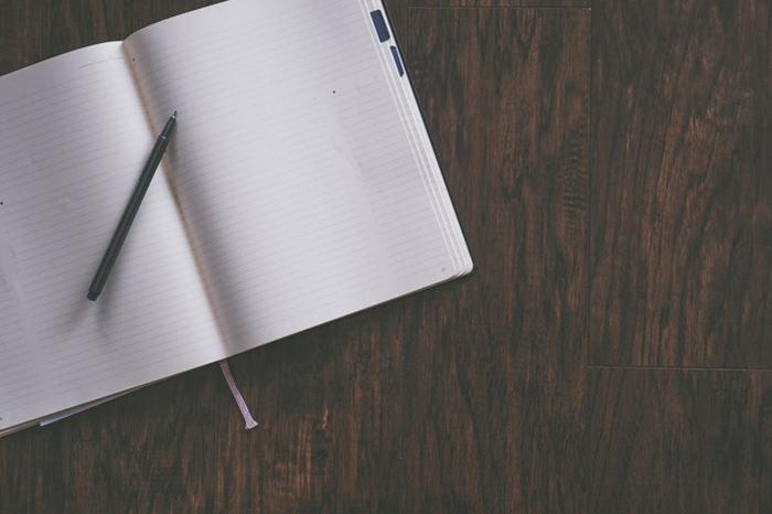 Cuaderno en blanco para anotas las citas de Loris Malaguzzi sobre educación